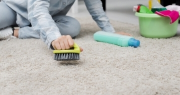 What Are The 5 Common Carpet Cleaning Mistakes?